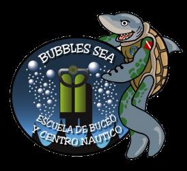 Bubbles sea Logo